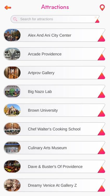 Providence Travel Guide