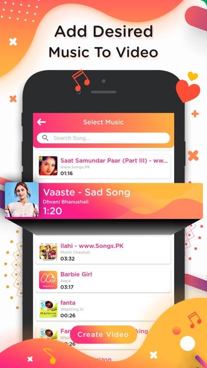Magical.ly Video Status Maker screenshot-5