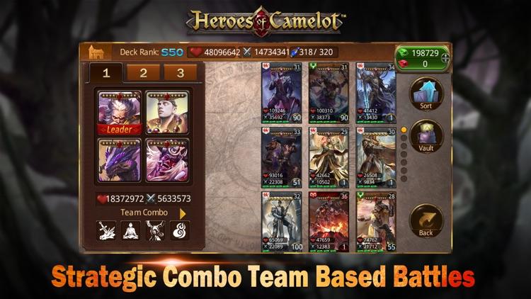 Heroes of Camelot screenshot-5