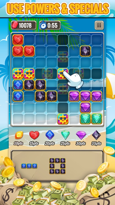 Jewel Blitz: Block Puzzle Game-3