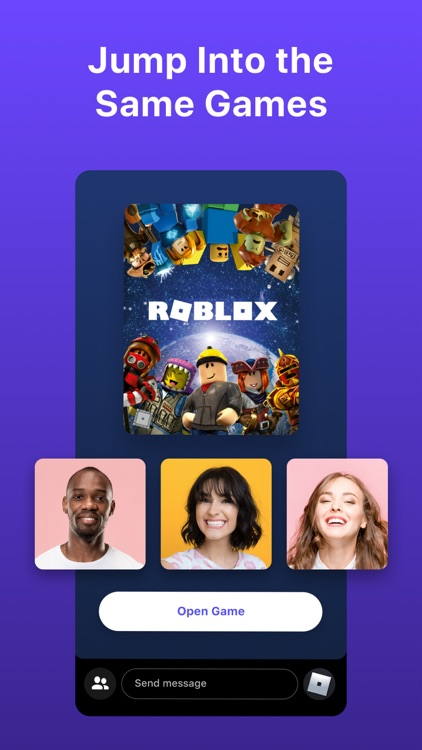 Bunch Group Video Chat & Games screenshot-6