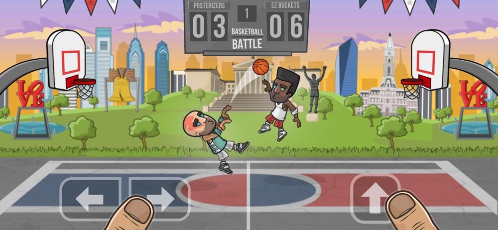 Basketball Battle: Streetball Cheat Codes