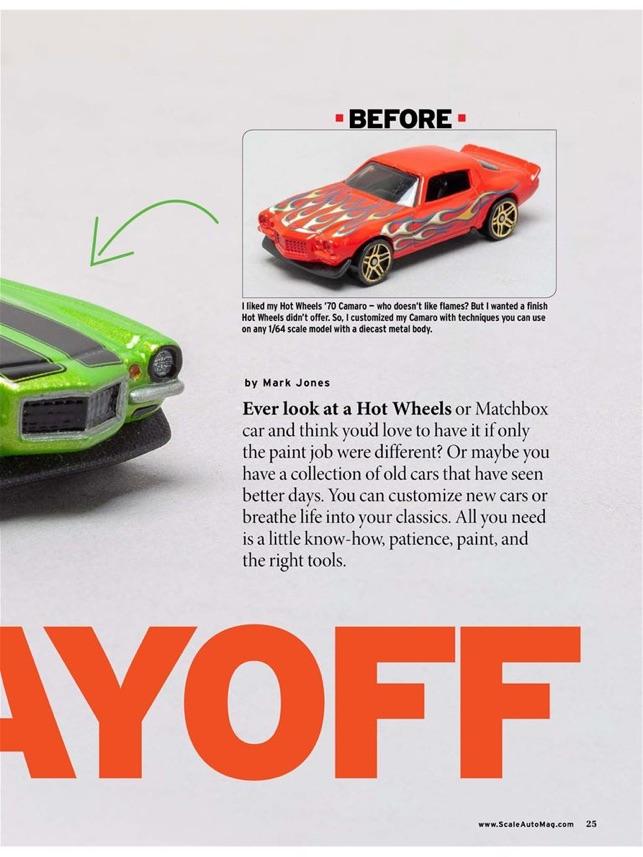 Scale Auto Magazine on the App Store