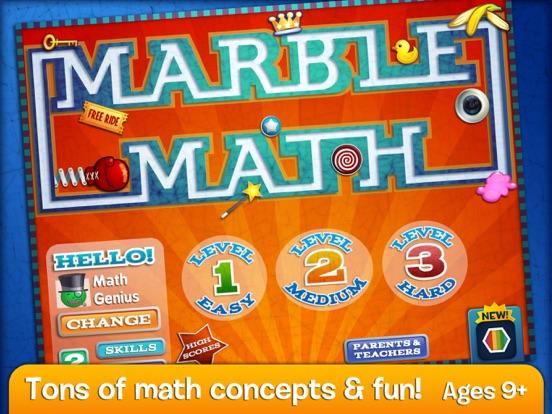 Marble Mathのおすすめ画像1