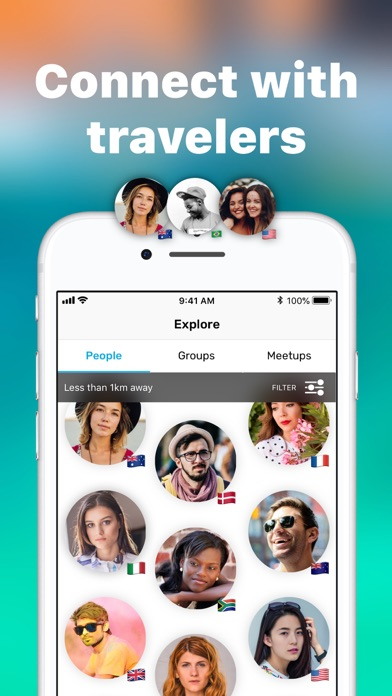 Travello - Travel Social Network & Trip Planner screenshot