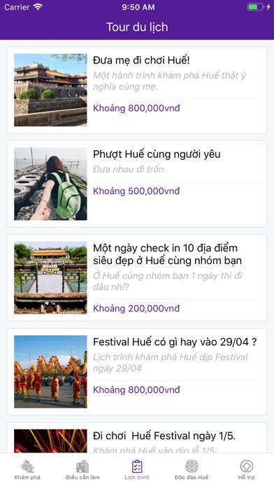 VisitHue - Du lịch Huế screenshot three