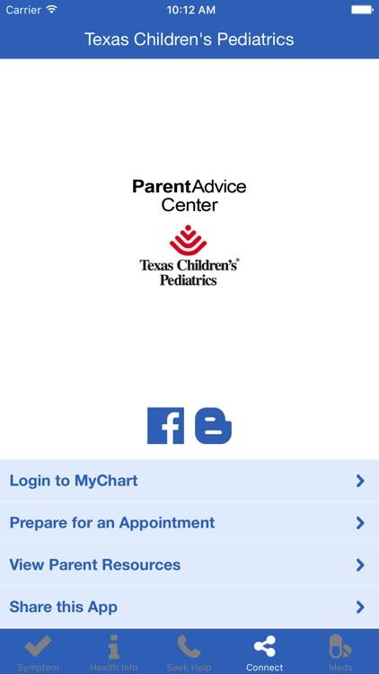 ParentAdvice Center screenshot-4