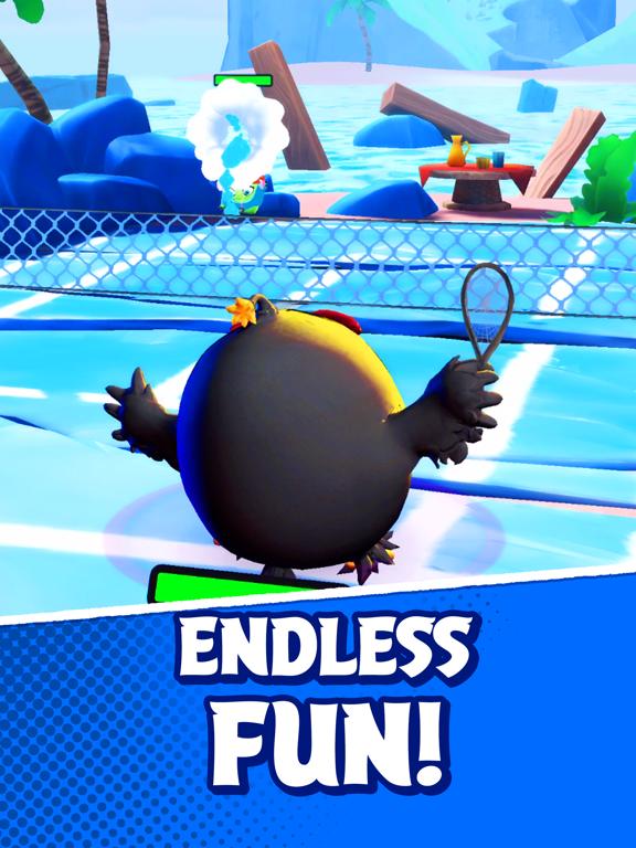Angry Birds Tennis screenshot 9