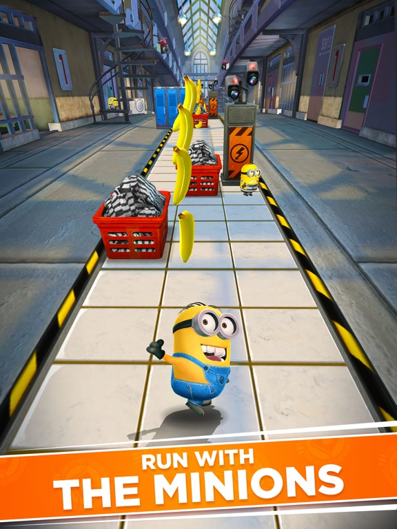 Minion Rush-ipad-0
