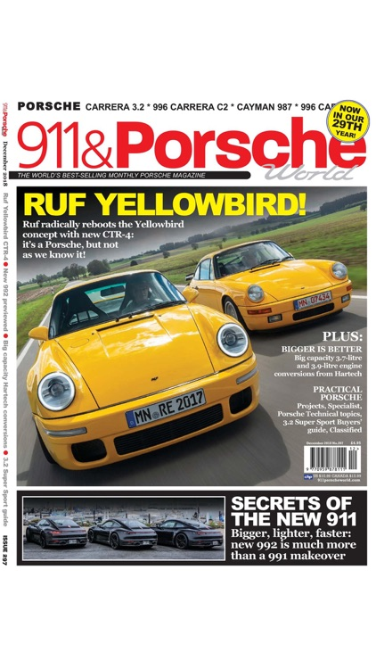 911 & Porsche World Magazine screenshot-6
