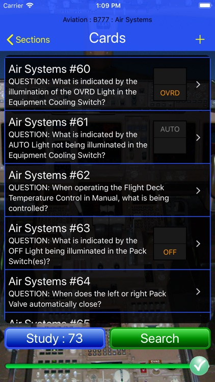 iPilot B777 Study Guide screenshot-7