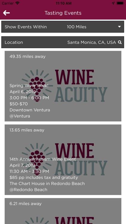 Wine Acuity screenshot-3