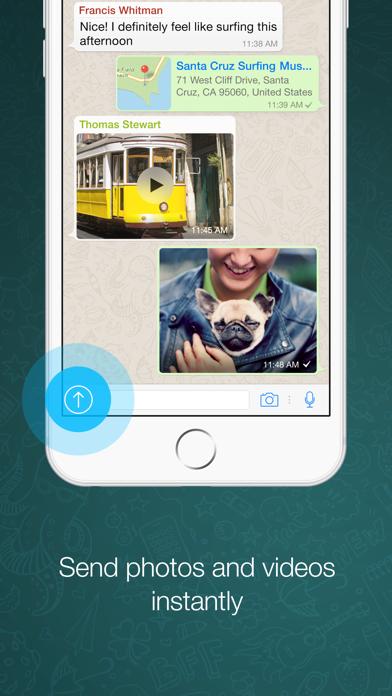 Unduh WhatsApp Messenger pada Pc