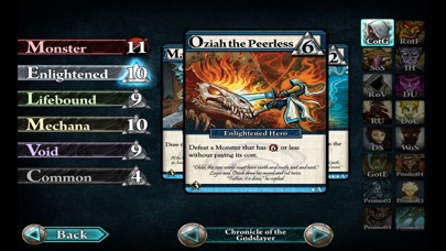 Screenshot #3 pour Ascension: Deckbuilding Game