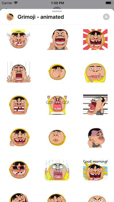 Grimoji - animated screenshot 2