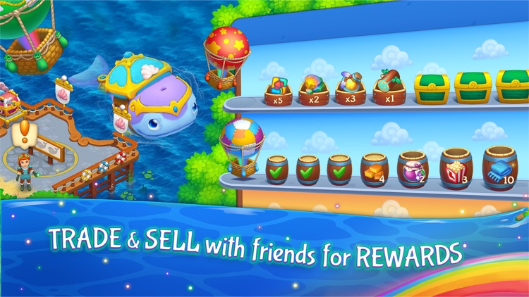 Decurse – Magical Farming Game screenshot-3