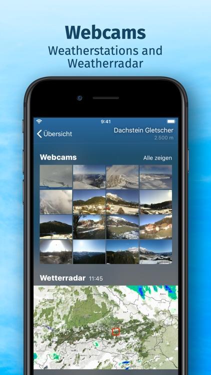 bergfex/Weather screenshot-5