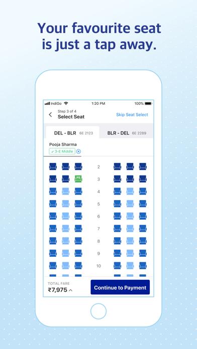 IndiGo   Flight Booking App screenshot four