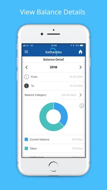 Softworks Self Service App screenshot-4