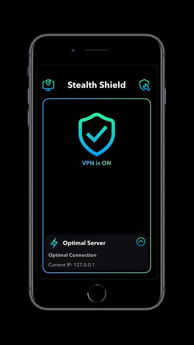 Stealth Shield - VPN Proxyのおすすめ画像1