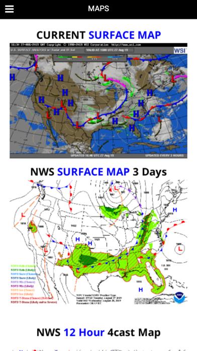 DC MD VA Weatherのおすすめ画像5