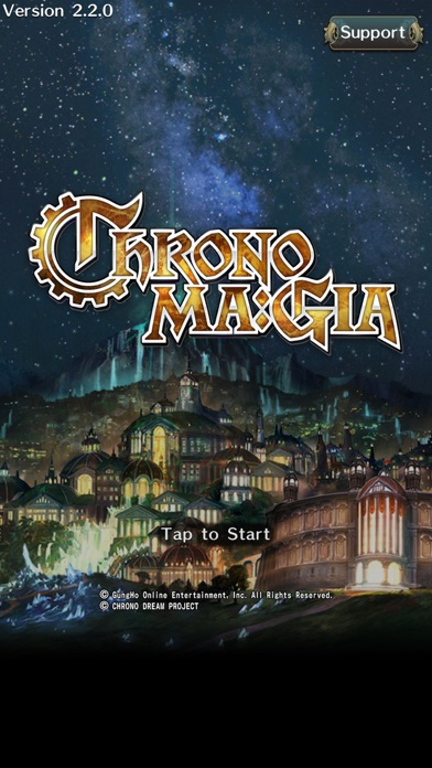 CHRONO MA:GIA screenshot 1