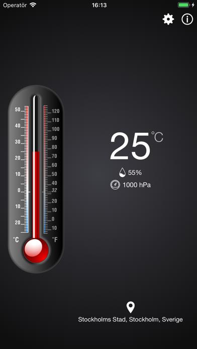 Termometer++ på PC
