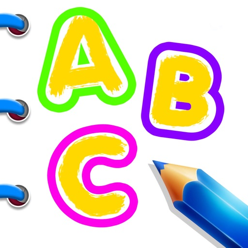 EduLand Tracing Abc Worksheets