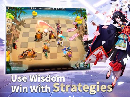 Onmyoji Chess screenshot 10