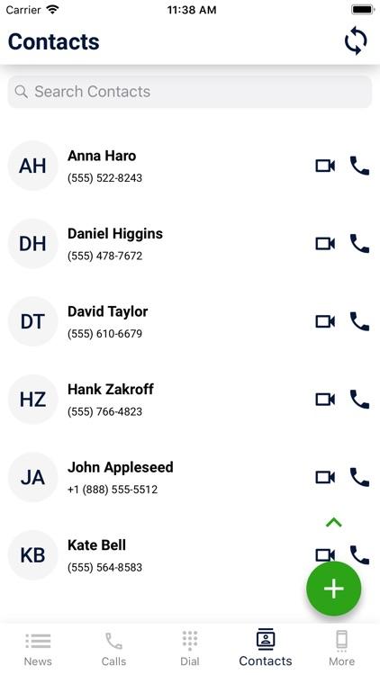 Esdiac: International Calling screenshot-5
