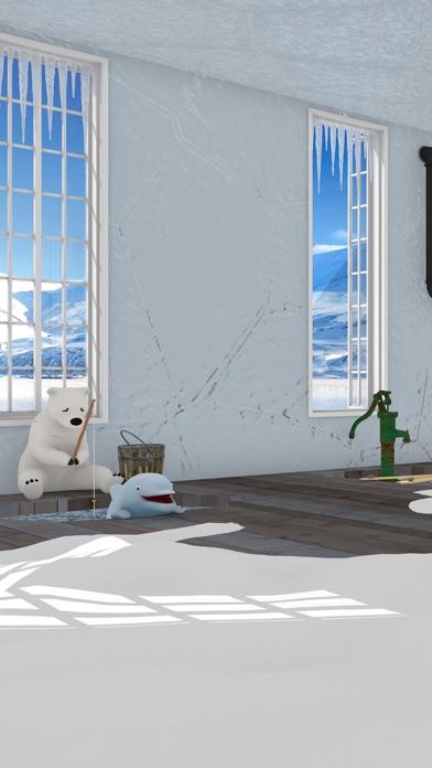 脱出ゲーム North Pole 氷の上のカチコチハウスのおすすめ画像1