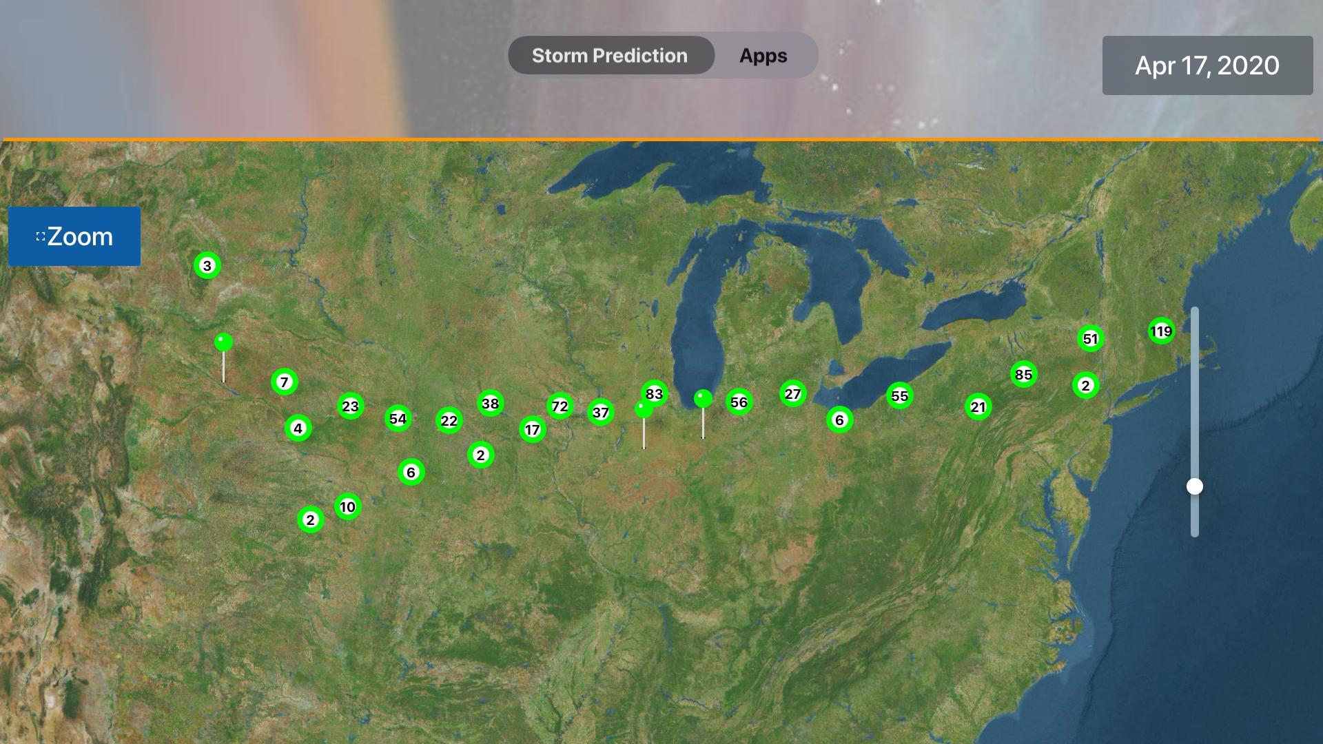 Instant NOAA Storm Pro screenshot 15