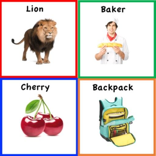 English Vocabulary-Flashcards