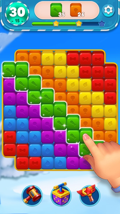 Cube Blast Pop - Tapping Fever screenshot-7