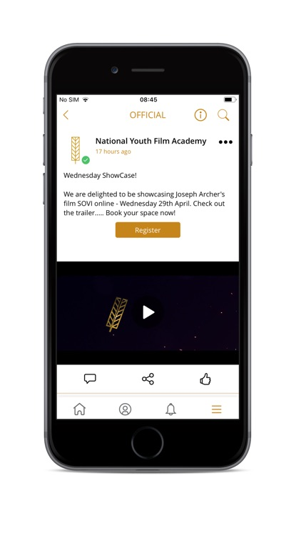 National Youth Film Academy screenshot-5
