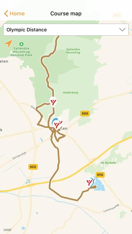 Triathlon Holten screenshot-4
