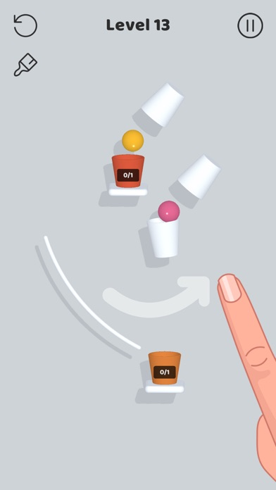 Tricky Cups! screenshot 5