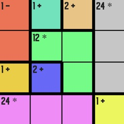 Sudoku - calcudoku puzzle game