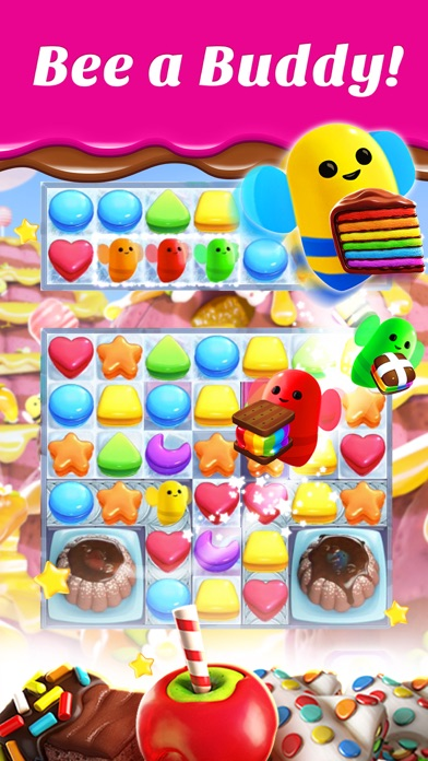 download Cookie Jam Blast: Fun Puzzles!