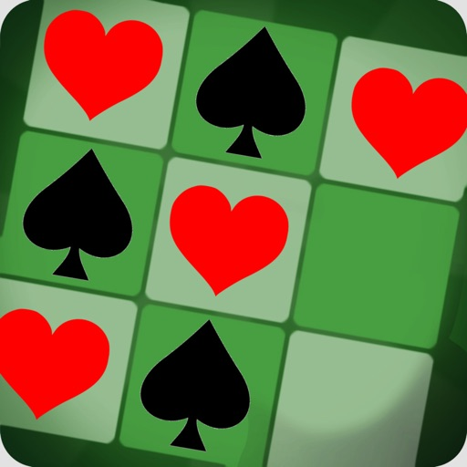 Solitaire - free cell.