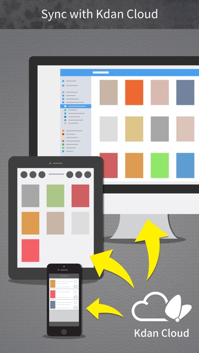 NoteLedge Ultimate Screenshots