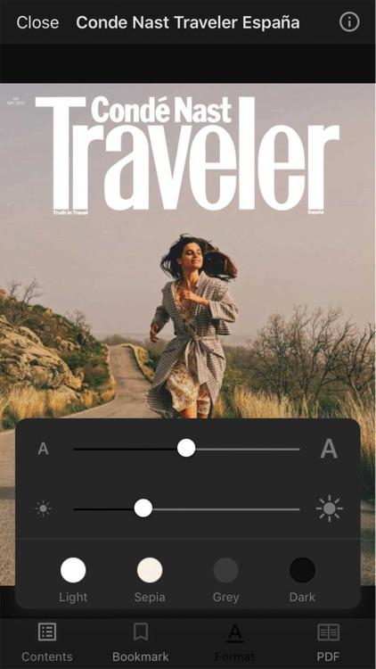 Conde Nast Traveler España screenshot-3