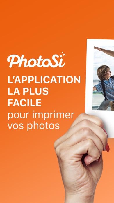 Screenshot #1 pour PhotoSì - Impression Photos