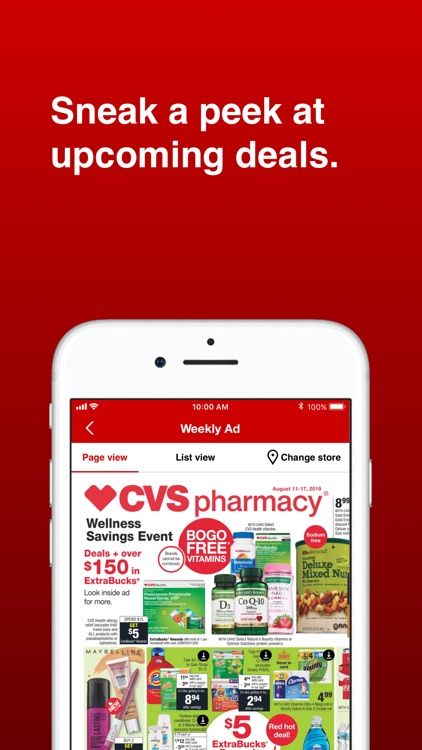 CVS Pharmacy screenshot-4