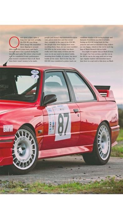 Performance BMW screenshot 2