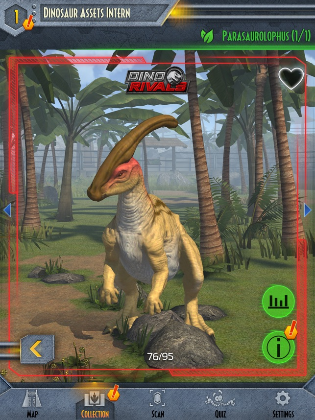 Jurassic World Facts on the App Store