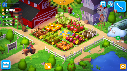 Farm Empire 3D screenshot 2