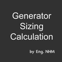 Generator Sizing Calculation