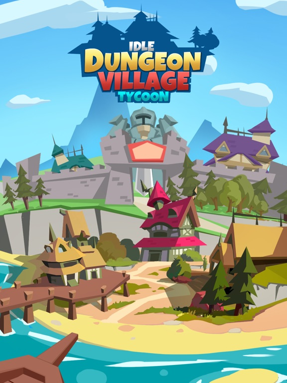 Idle Dungeon Village Tycoonのおすすめ画像1
