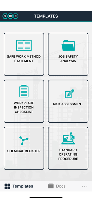 Safe Workplace Docs on the App Store